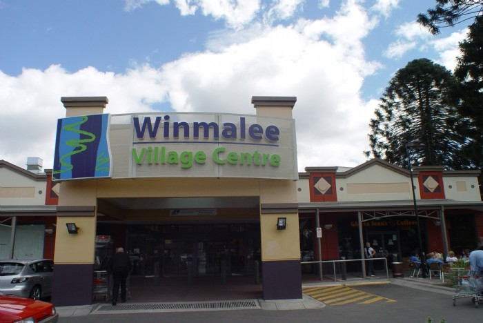 Winmalee Shopping Centre