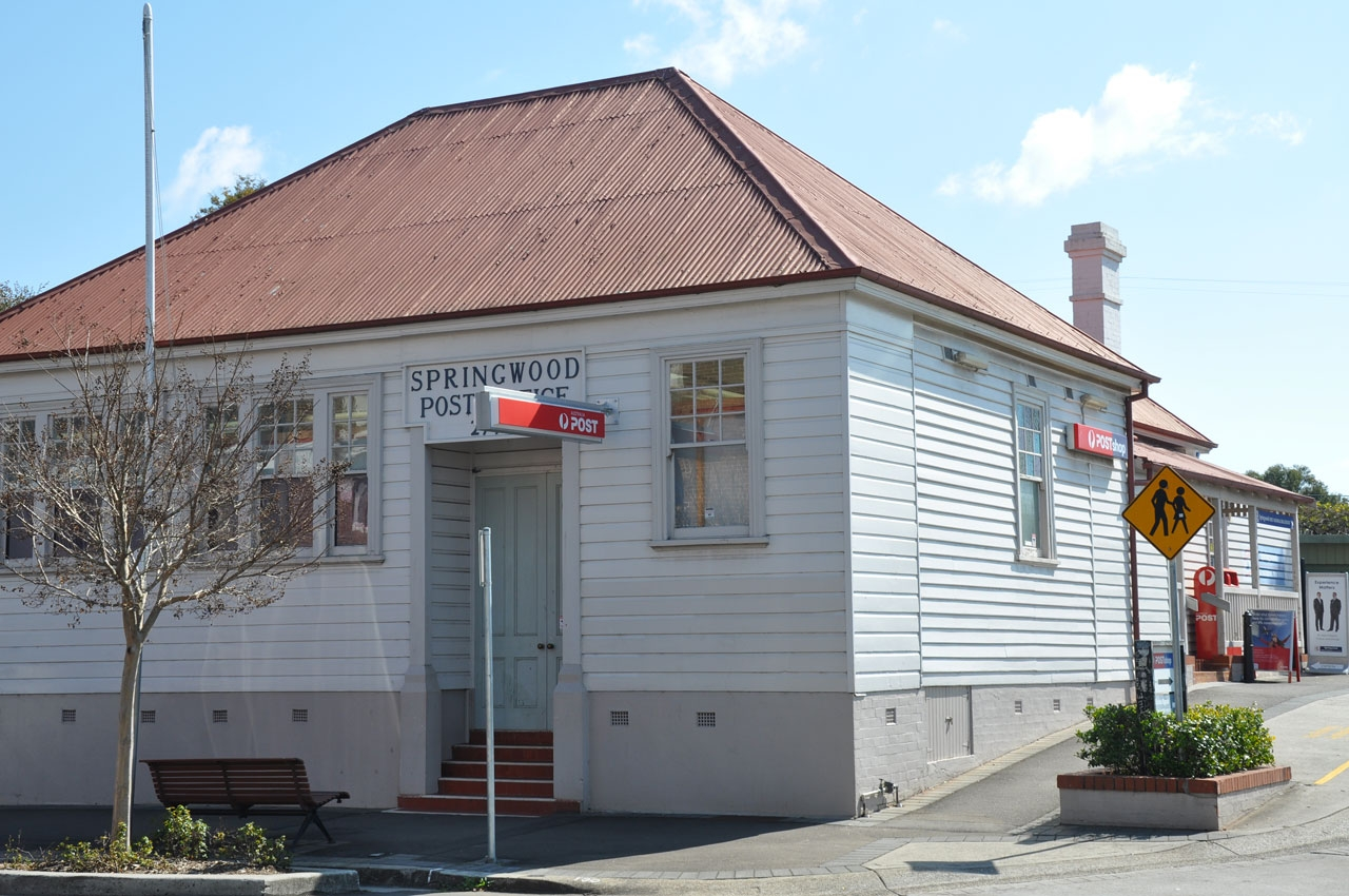 Springwood Post Office