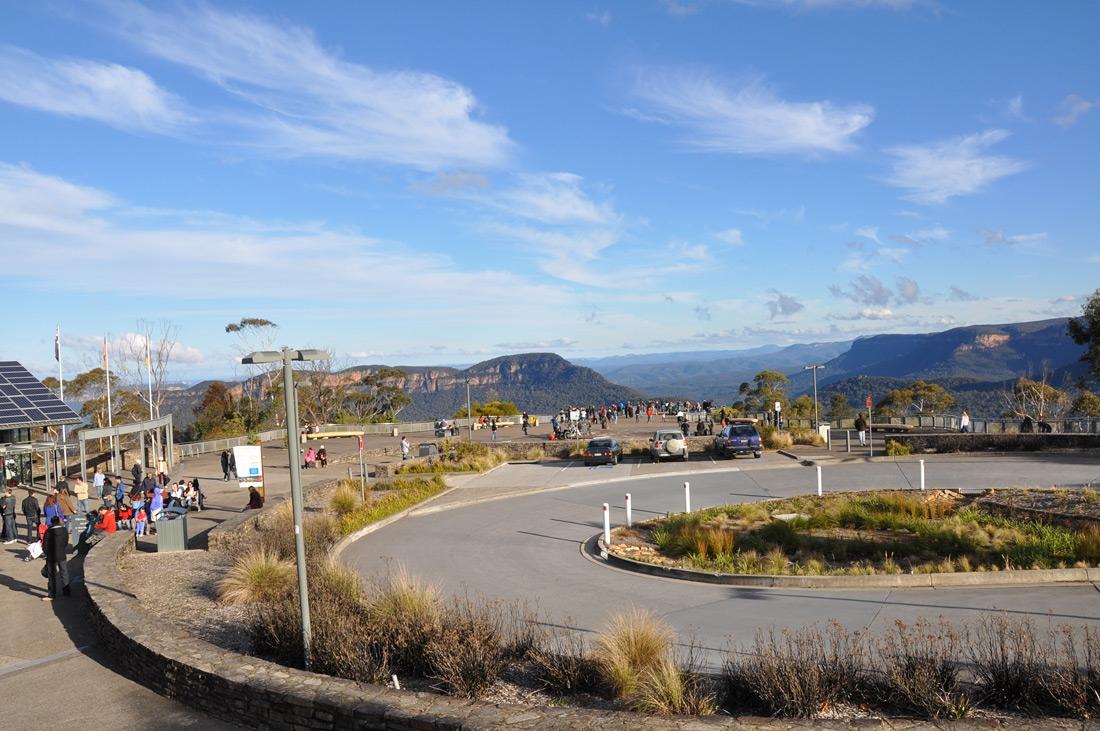 Echo Point Katoomba