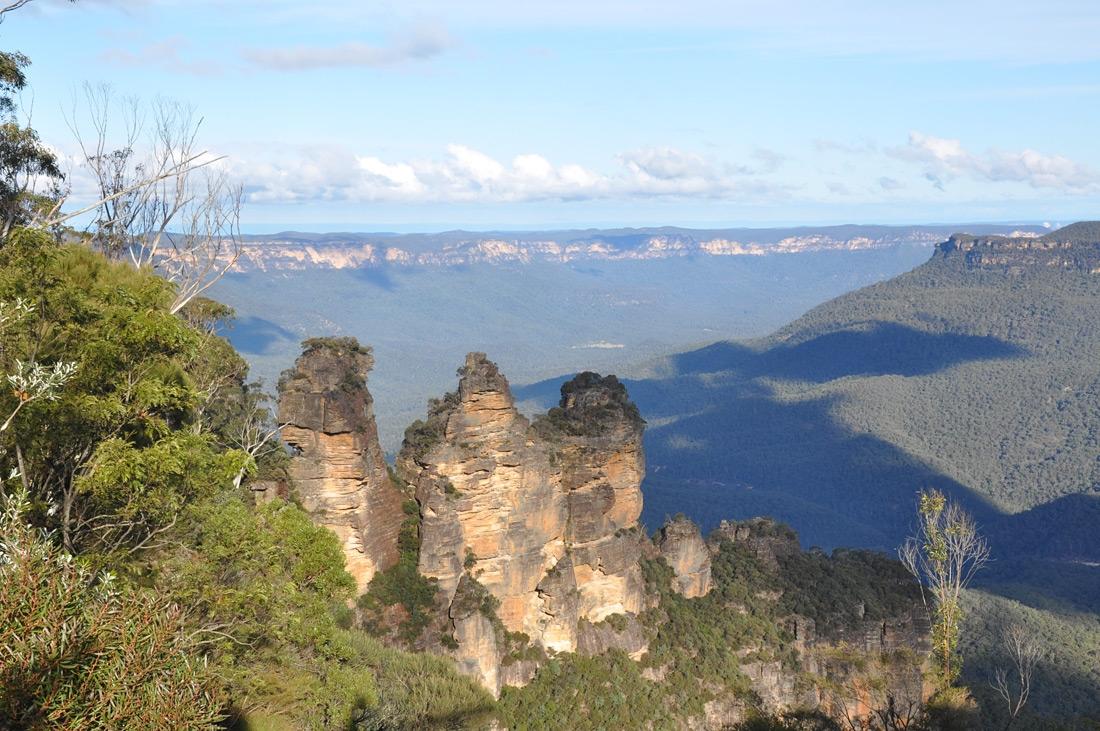 The Three Sisters Katoomba