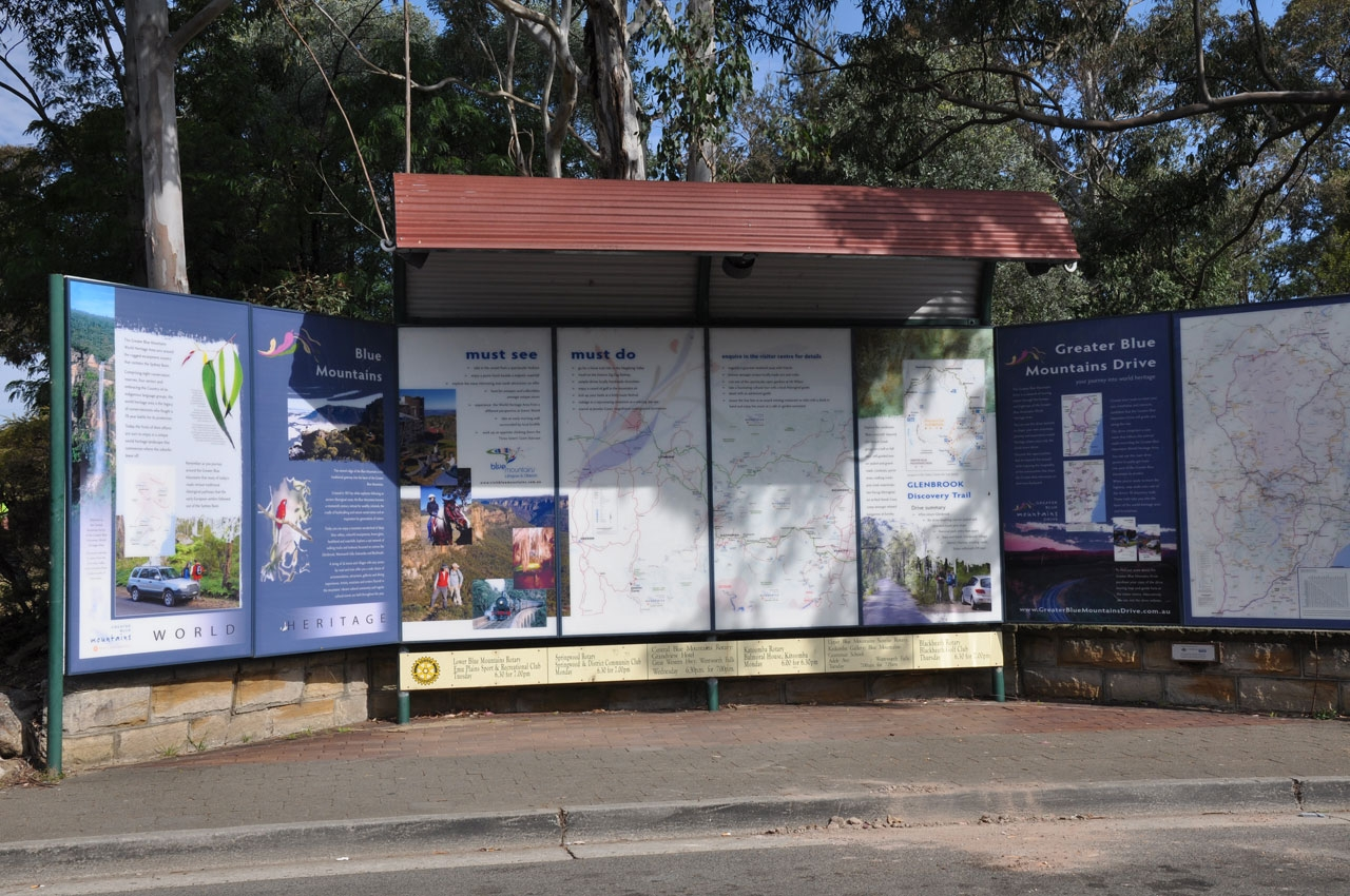 Glenbrook Visitor Information Centre