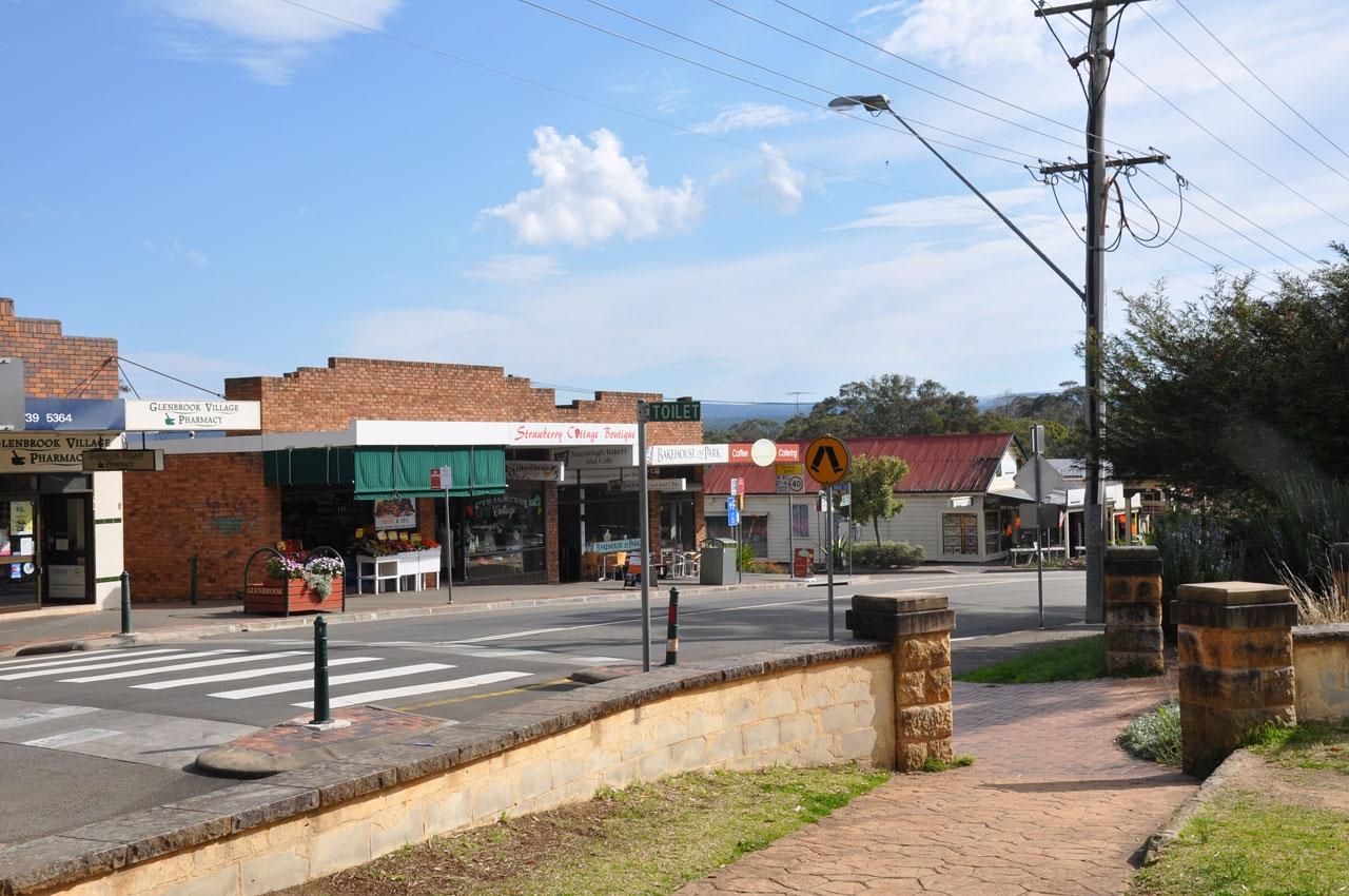 Glenbrook Shops