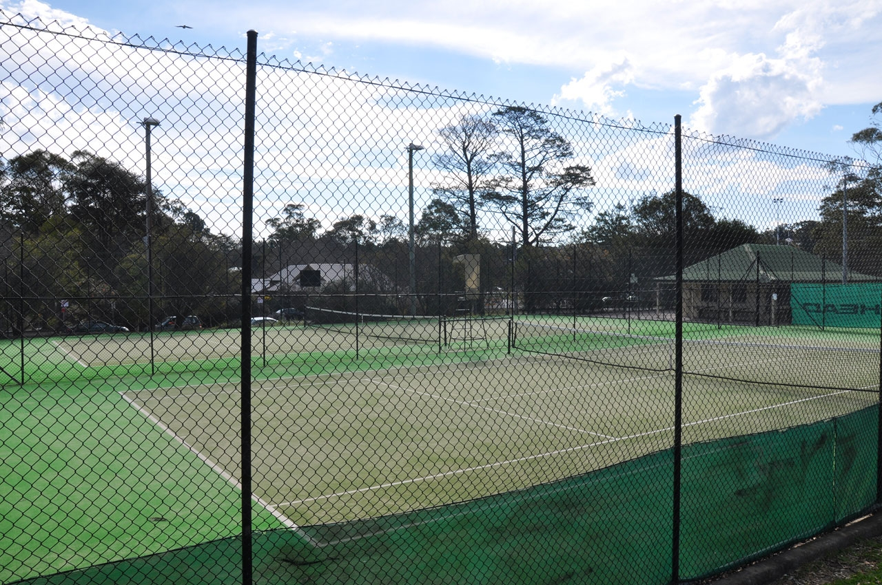 Glenbrook Tennis Courts