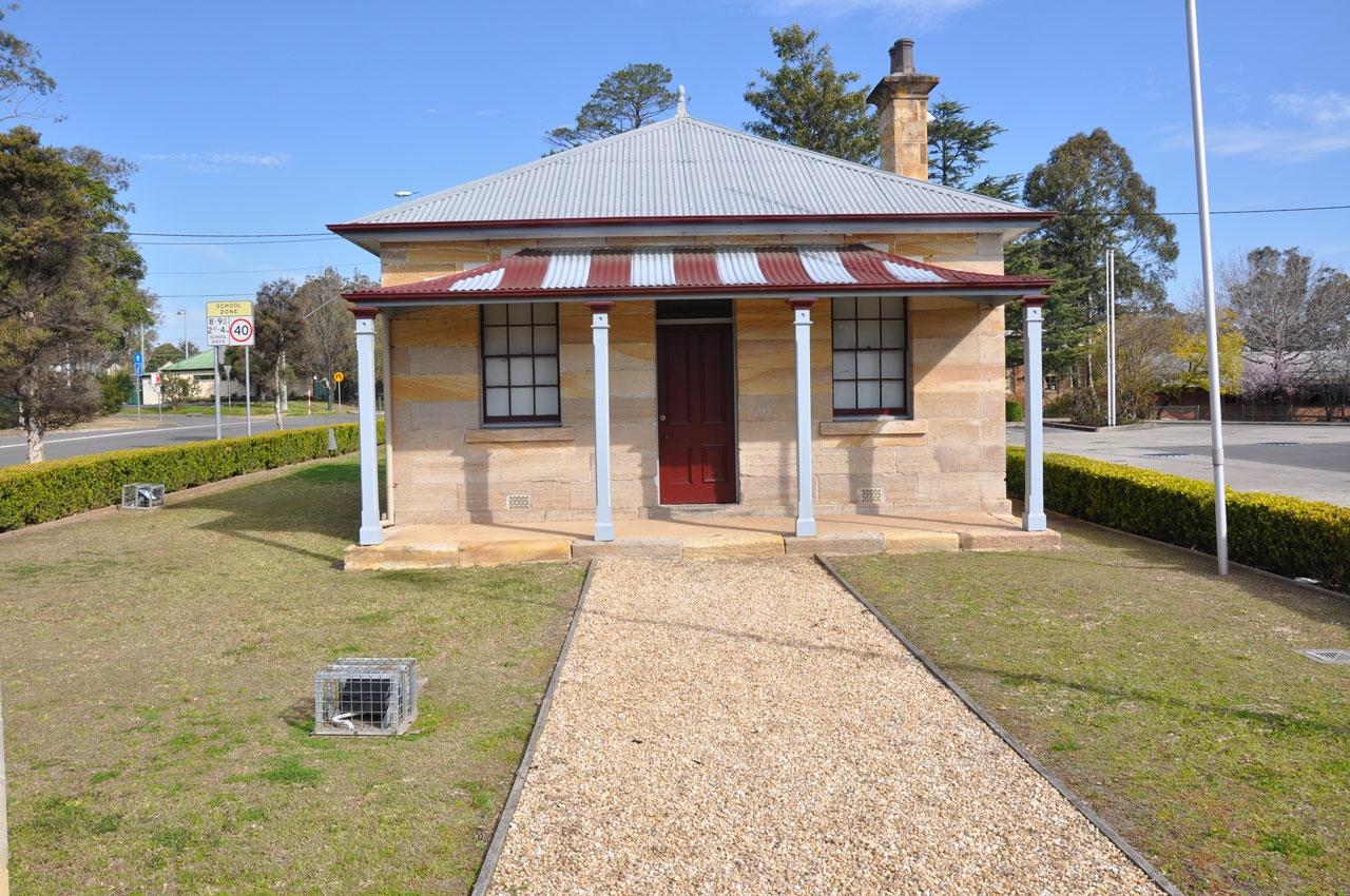 Pointsmans House