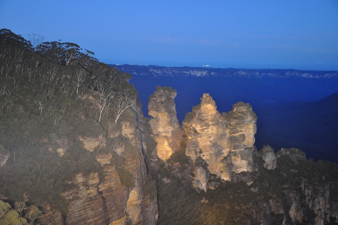 Echo Point Katoomba The Three Sisters