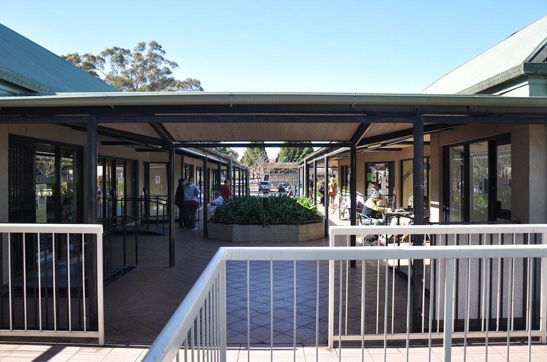 Hazelbrook Shopping Centre