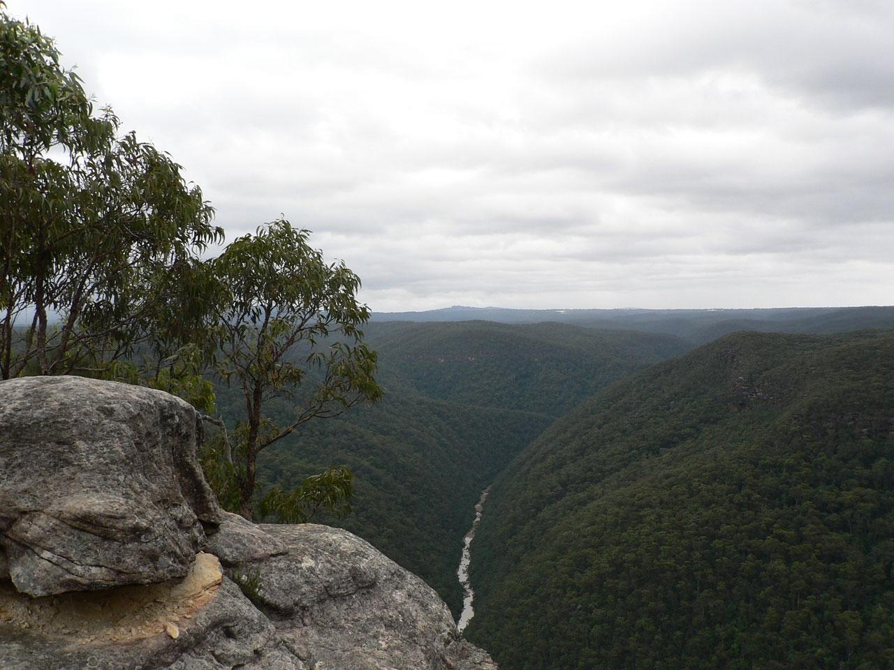 Faulconbridge Point