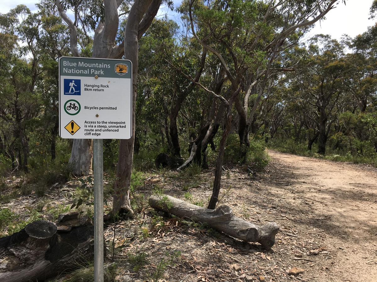 Burramoko Fire Trail