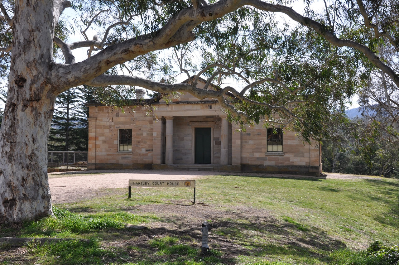 Hartley Court House
