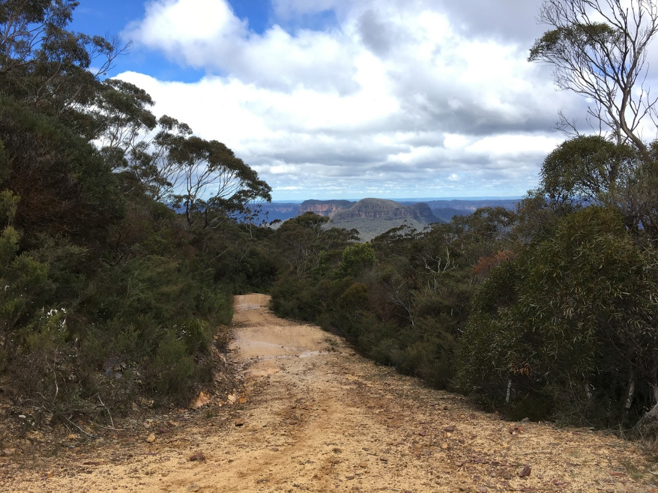 Views to Burragarong and beyond