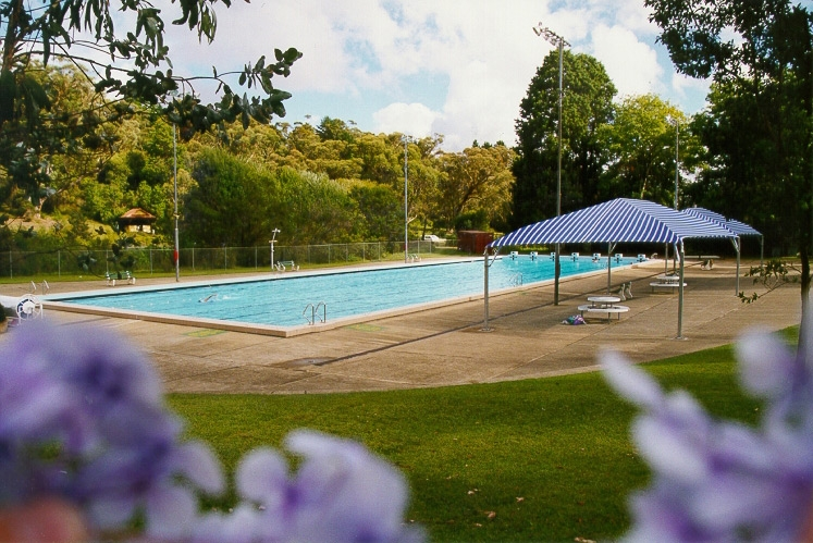 Lawson Community Swimming Pool