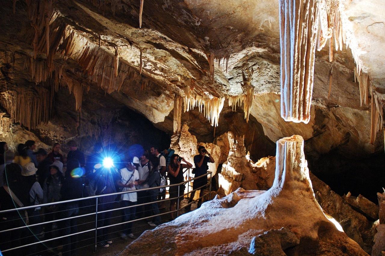 Lucas Cave Jenolan Caves