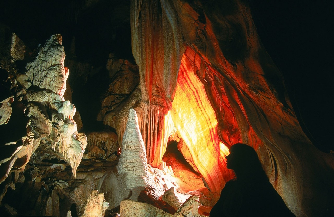 River Cave, Jenolan Caves