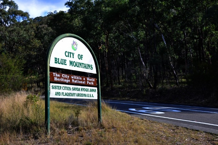 Sister Cities Blue Mountains Australia