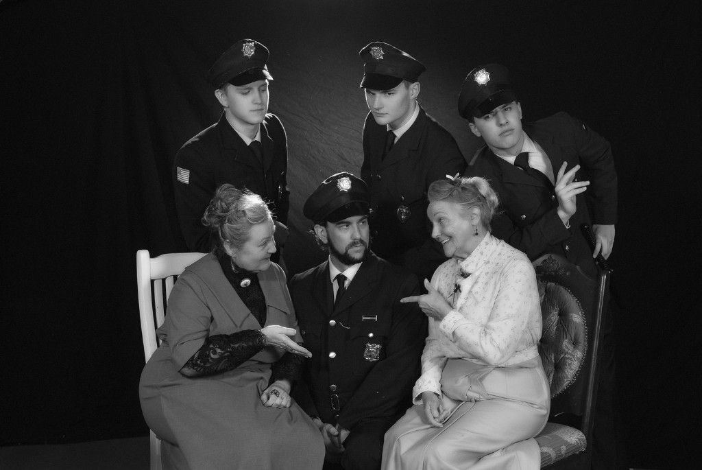 Ruby Productions Presents Arsenic and Old Lace