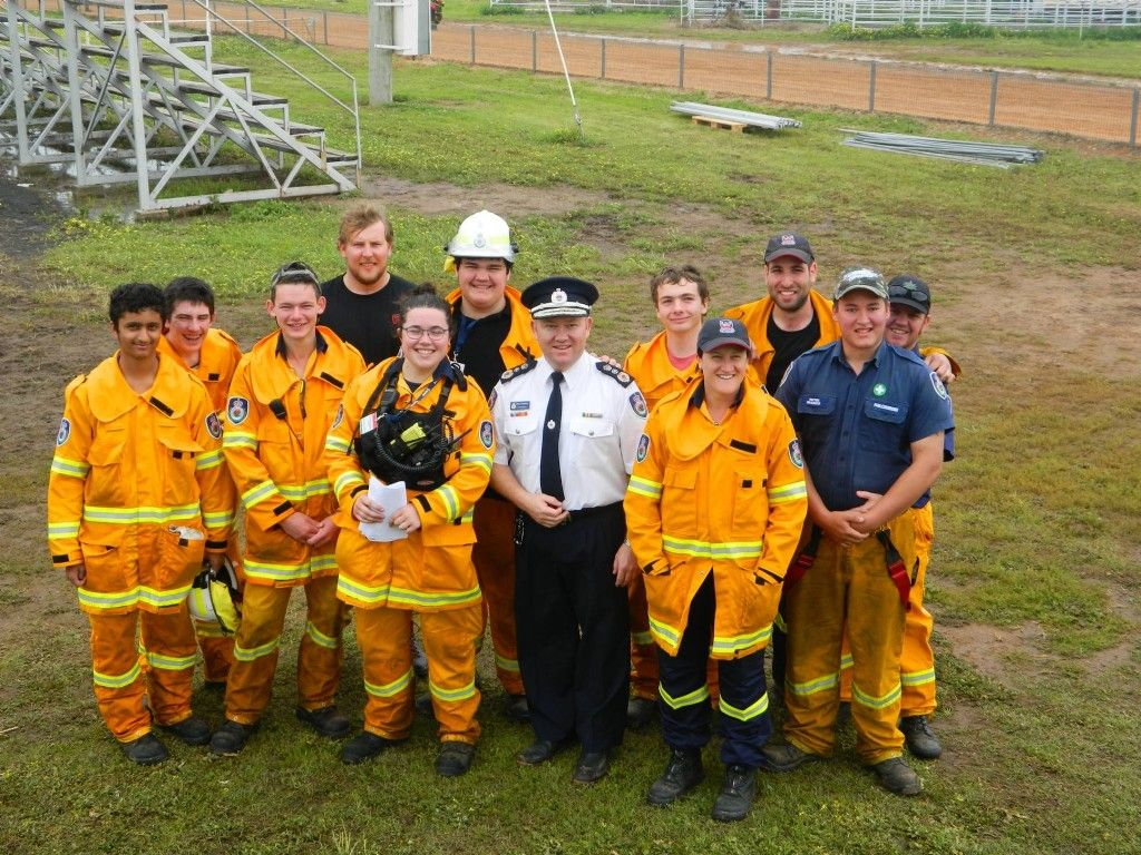 Blue Mountains RFS Compete In State Championships