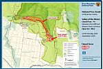 Temporary Closure (Tuesday - Friday) - Part Of Valley Of The Waters, Wentworth Falls