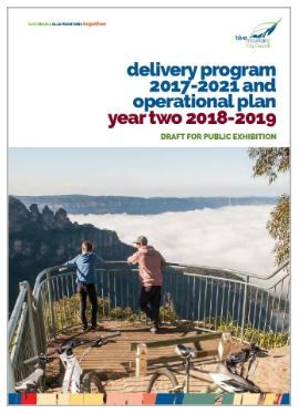 Blue Mountains City Council 2018-2019 Operational Plan and Proposed Fees and Charges