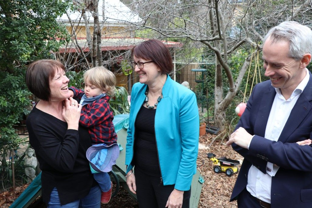 Support for Family Day Care Vital for Local Families