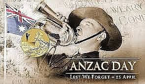 Council Calls on State and Federal Governments to Cover Anzac Day Costs