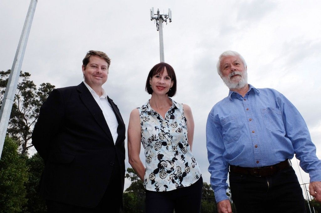 BMCC Optus Lease to Improve Mobile Coverage in Winmalee
