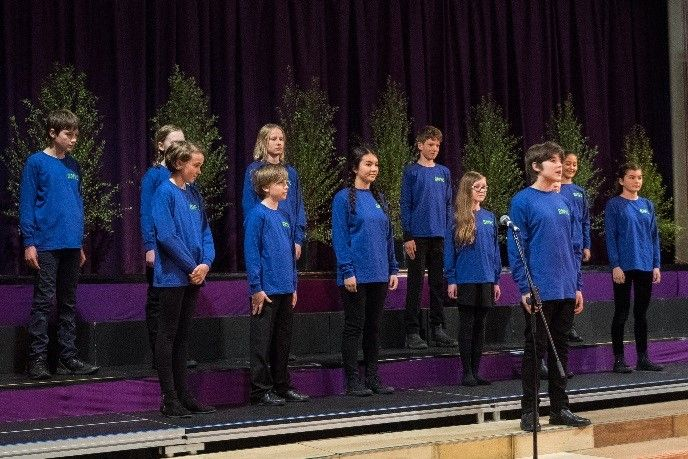 A Fantastic Choral Opportunity for Blue Mountains Children!