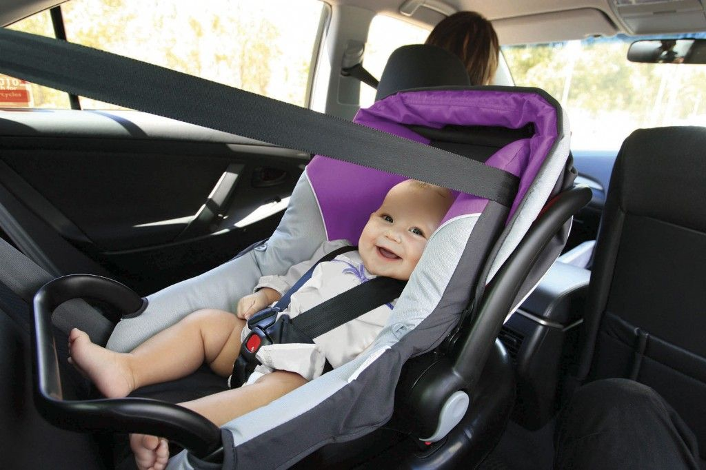 Buckle Up - Free Child Restraint Checks