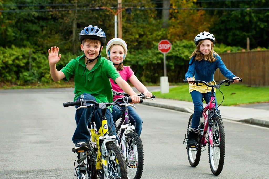Bike Week 2018 – Free Kids Bike Skills Workshop