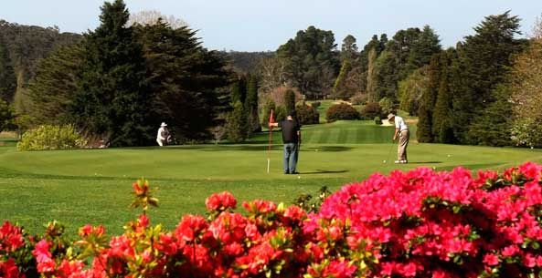 Blackheath Golf Results - 21 July - 23 July 2016