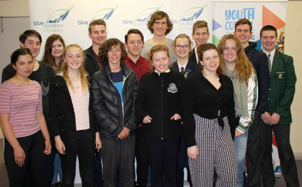 New Additions to Blue Mountains Youth Council