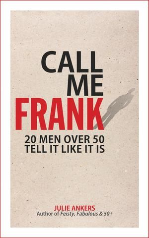 Author Talk – Julie Ankers – Call Me Frank