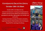 Grandparents Day @ Lithgow Library