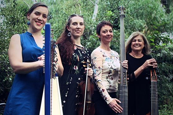 Evergreen Ensemble New Album Launch:  Snow In Summer