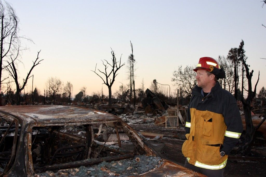 Building Resilience Against Bushfires