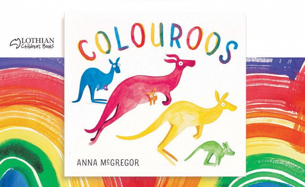 Blue Mountains Features in New Picture Book by Anna McGregor