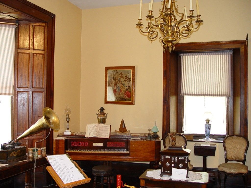 Eskbank House Museum Summer Program - The Drawing Room