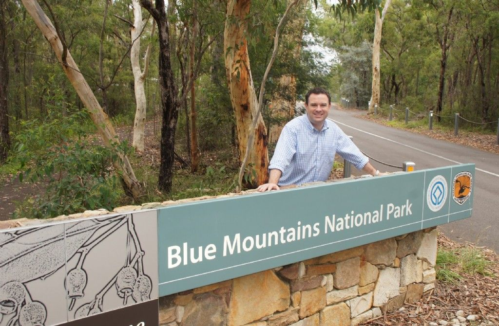 Blue Mountains National Park - Free Vehicle Entry on 8 October