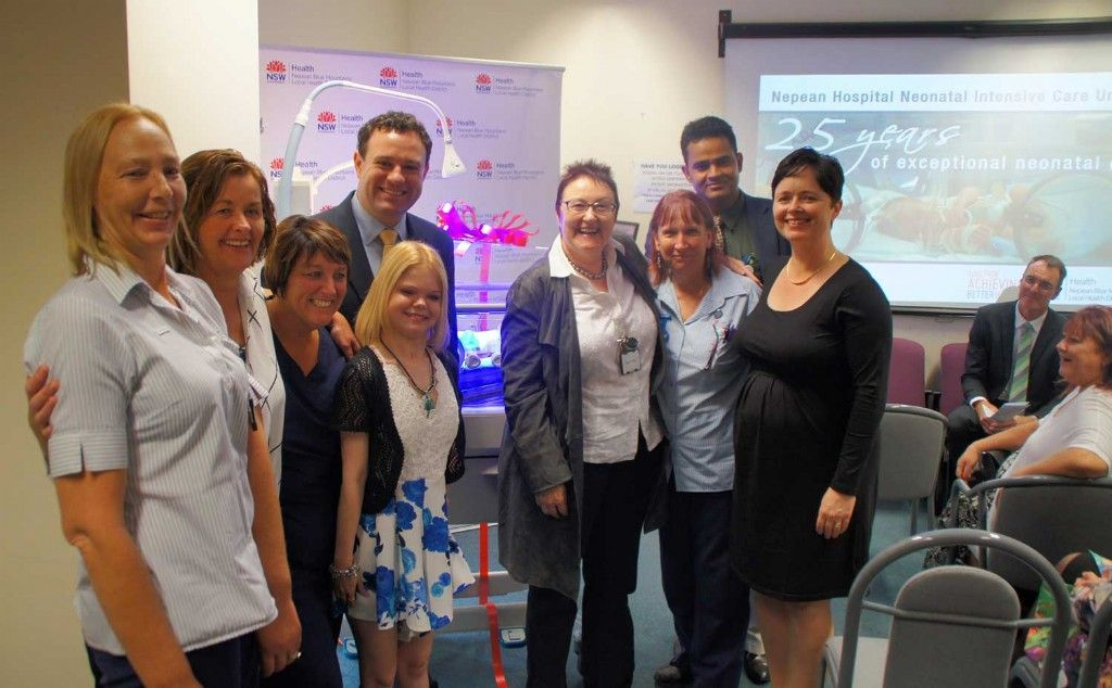 Celebrating 25 Years of Intensive Care for Newborns at Nepean Hospital
