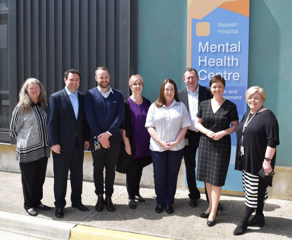 Nepean Hospital to Receive $1.5m for Mental Health Infrastructure Upgrades