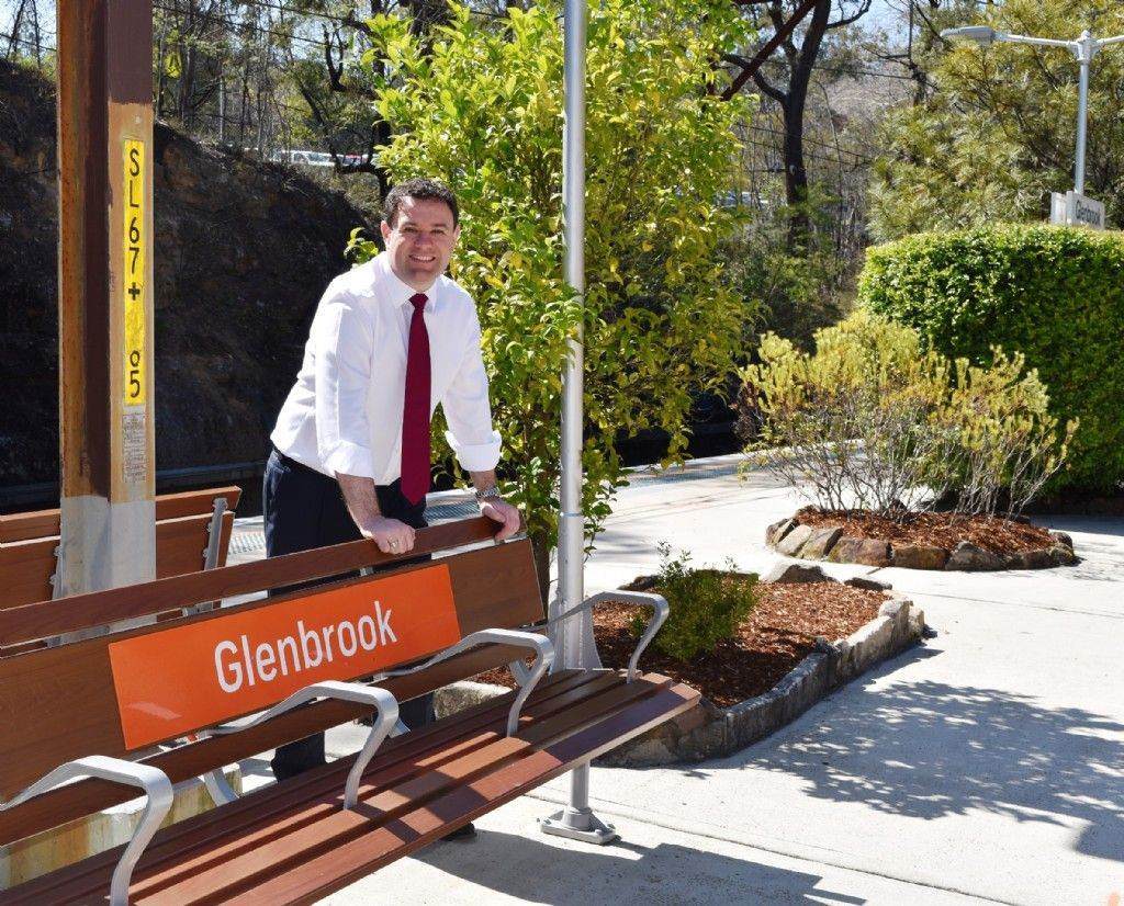 Investigation Works Begin at Glenbrook, Kingswood and Hazelbrook Stations