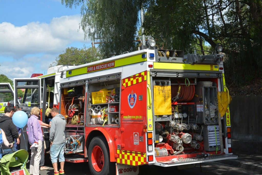 Fire & Rescue NSW's Open Day - 19 May