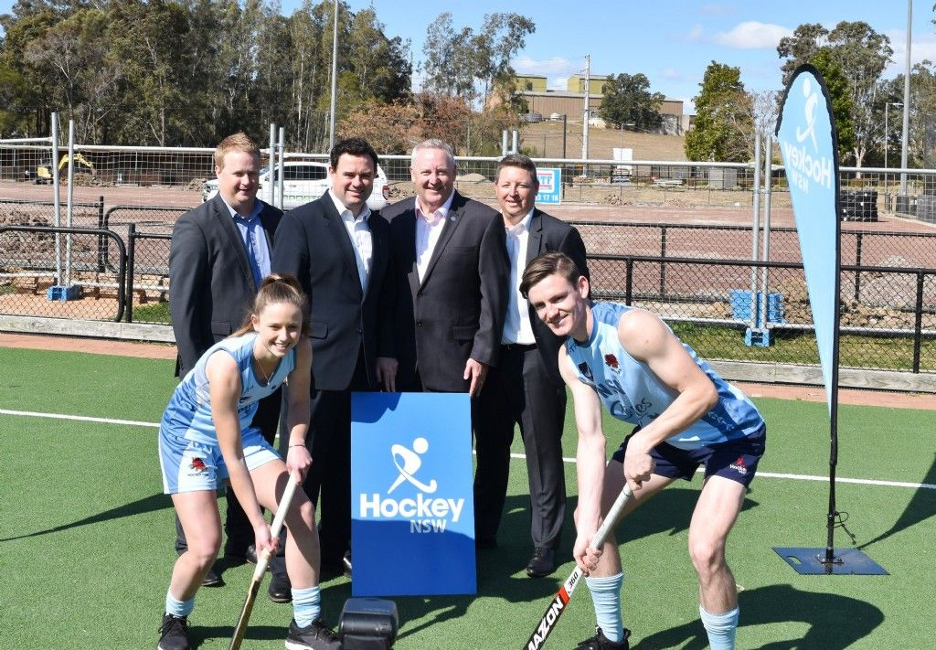 Funding Boost for Hockey Facilities in Western Sydney