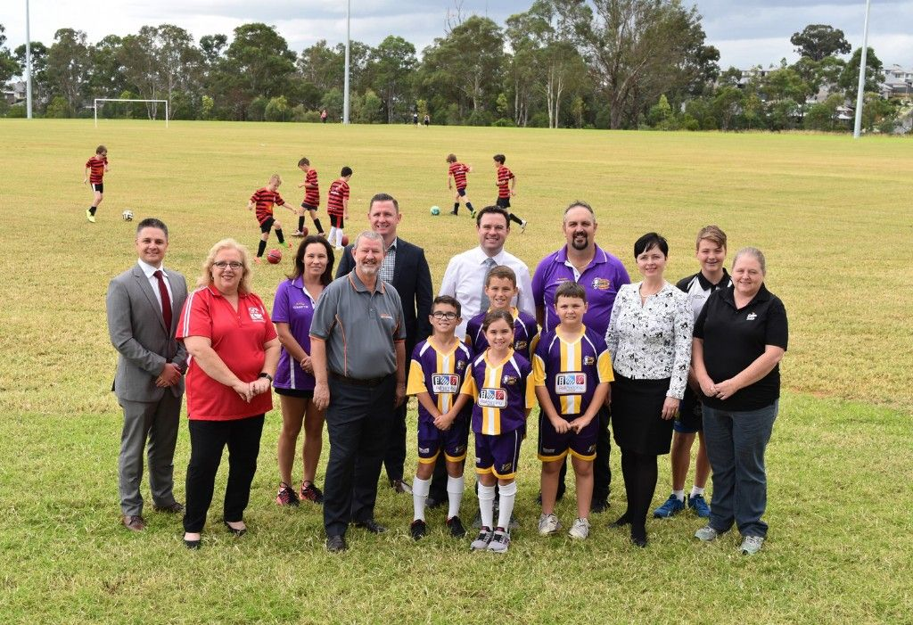 New Sporting Facilities Boost Play at Mulgoa Rise