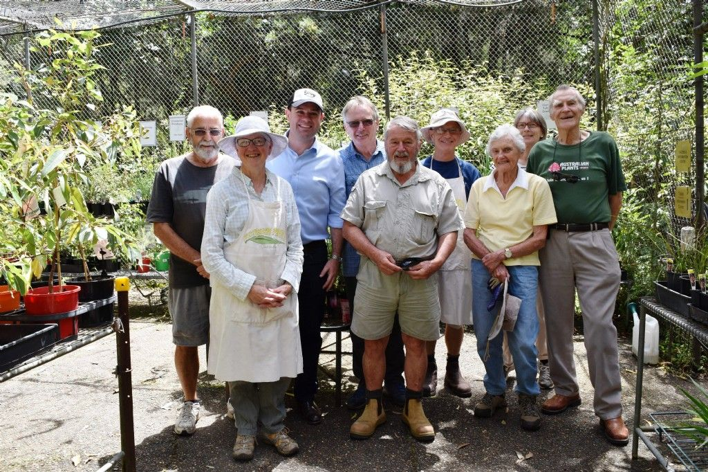 First Aid Training for Glenbrook Native Plant Reserve Volunteers