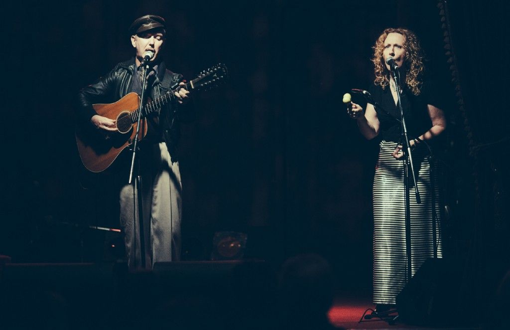 Dave Graney & Clare Moore in Concert at the Paragon