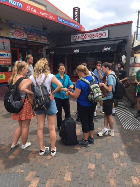 Improving Visitor Information Services at Katoomba