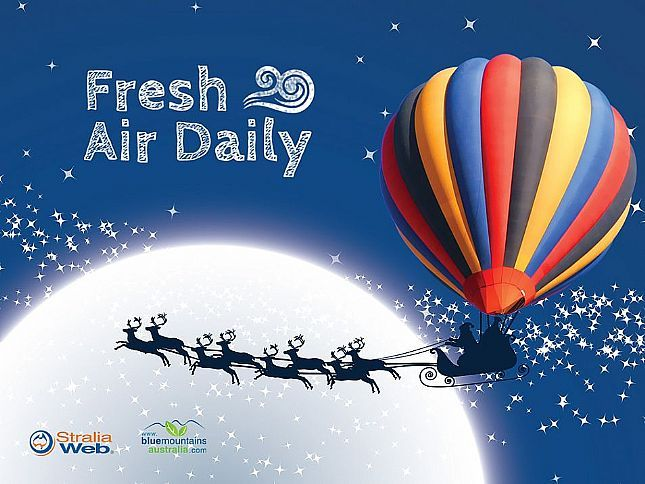 Merry Christmas from Fresh Air Daily
