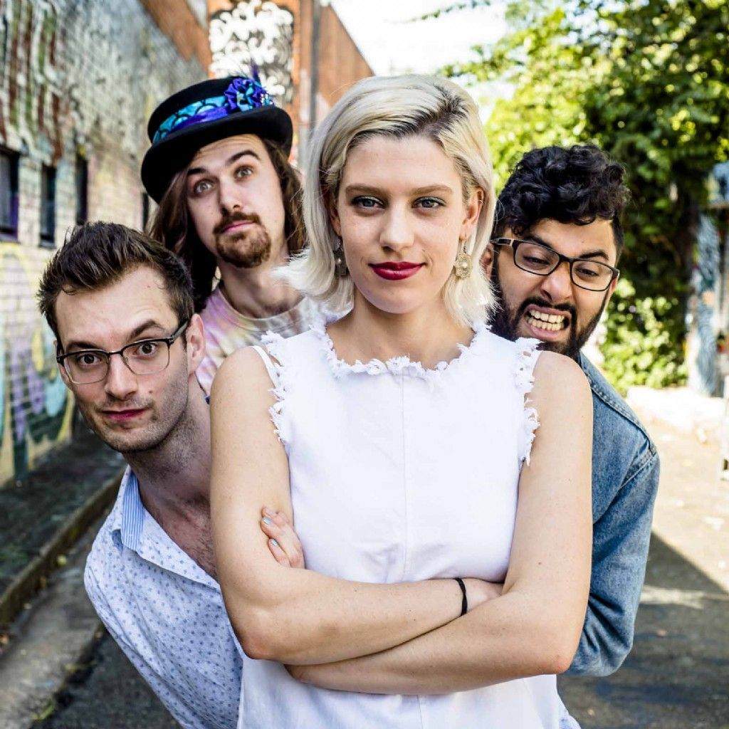 Funky Band's Album Launch at Hotel Blue Katoomba