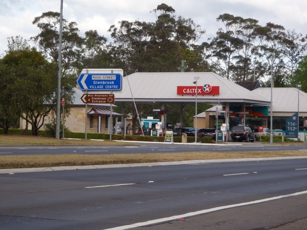 Have Your Say on RMS Upgrade of Glenbrook Intersection