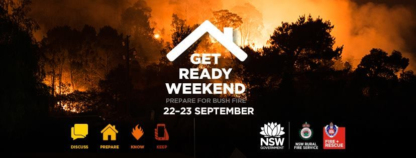 Be Prepared: Get Ready Weekend 2018